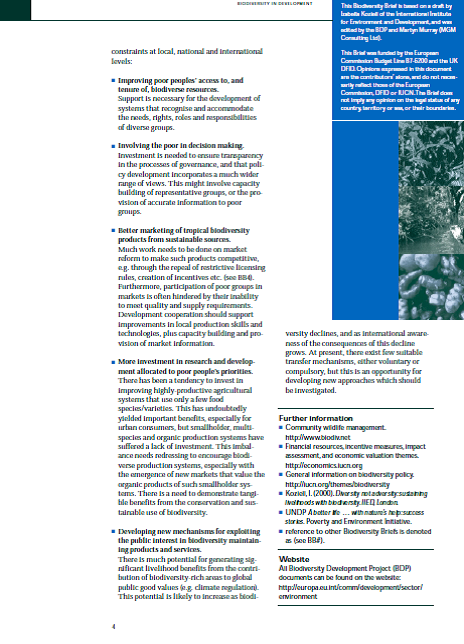 DFID-IUCN4