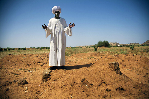 Newly Displaced Sudanese Settle in Tawila, North Darfur