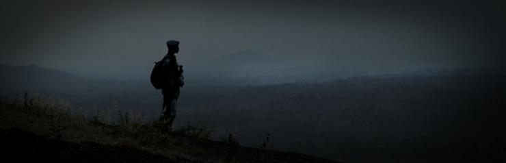 © MONUSCO/Sylvain Liechti: Fighting between FARDC and M23 in Kanyaruchinya