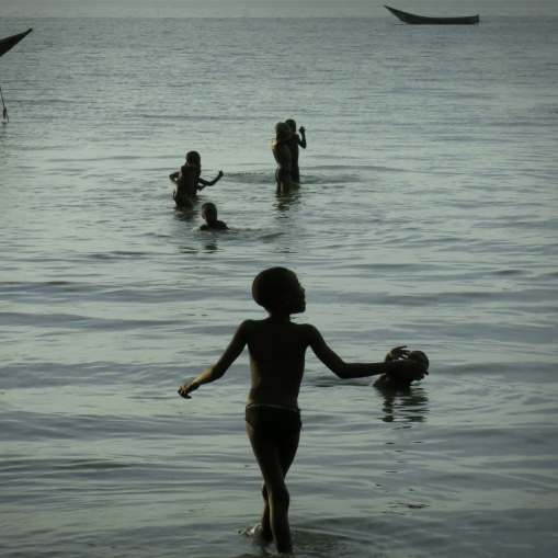 Lake Edward, Virunga DRC