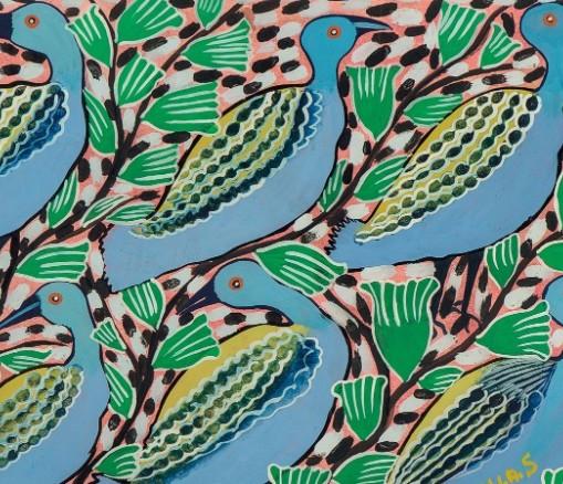 Sylvestre Kaballa - Birds