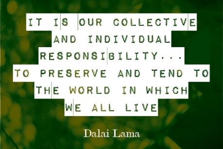 Dalai-Lama-Environment