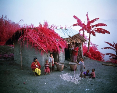 Photographer Richard Mosse: The Enclave Exhibition