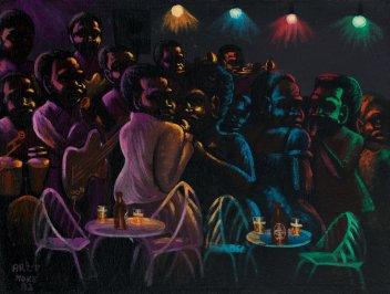 "Moke, ""Kin Oyé"" (1983).Credit André Morin"