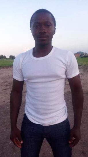 Ranger Freddy Mahamba Muliro - Photo from -Sammy Mupfuni @SMupfuniJournaliste, écrivain, factchecker et enquêteur de la RDC
